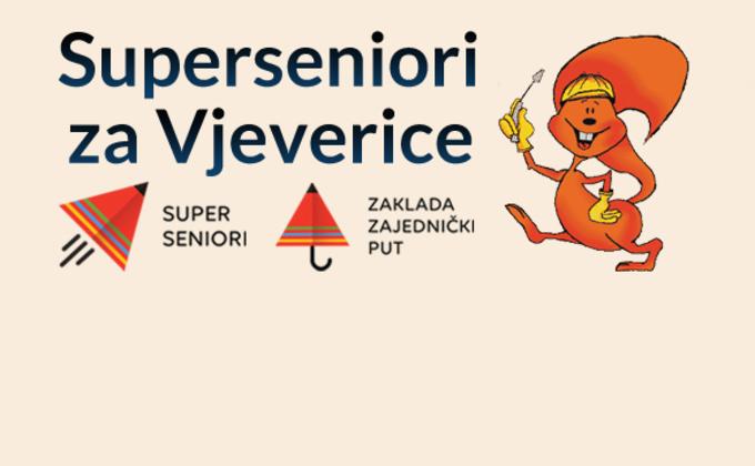 SUPERSENIORI za Vjeverice - Uspjeli smo!